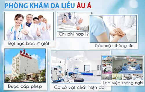 Giới thiệu địa chỉ bệnh viện da liễu uy tín